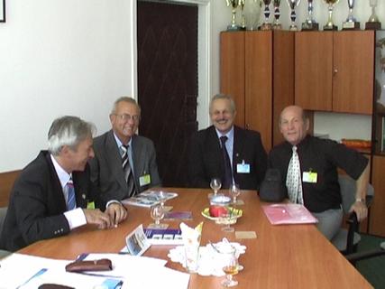 На международном конгрессе в Гданьске